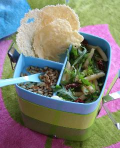 Salade de pâte pignon