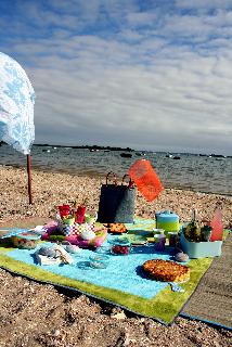 Pic nic plage