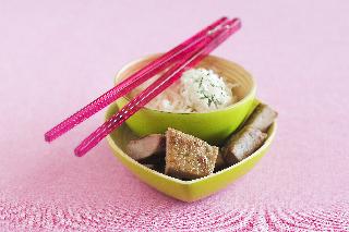 Foie de veau et sauce à l'estragon